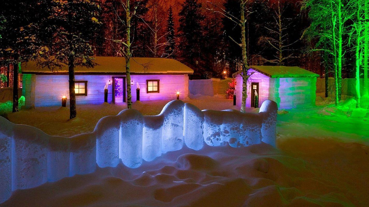 Apukka Resort Rovaniemi Discovering Finland