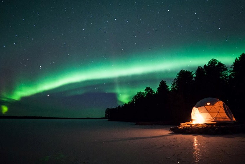 Torassieppi Winter Village Muonio Discovering Finland