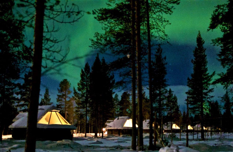 Aurora Village Ivalo