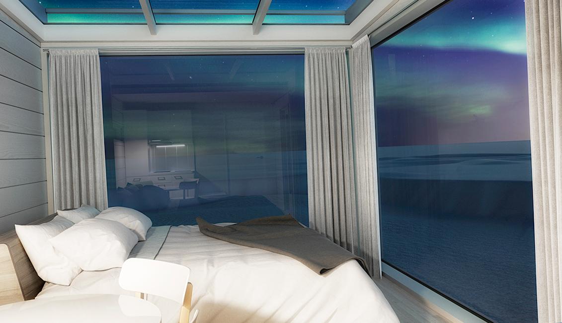 Kemi Seaside Glass Villas Kemi Discovering Finland