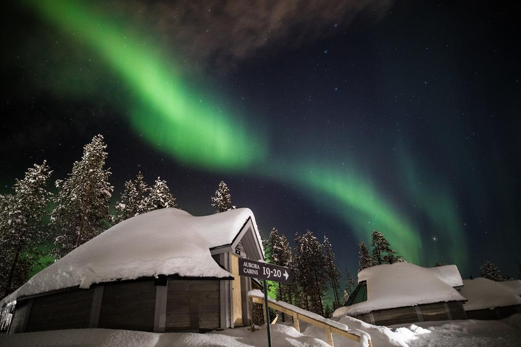 Northern Lights Village Resort Saariselk 228 Inari