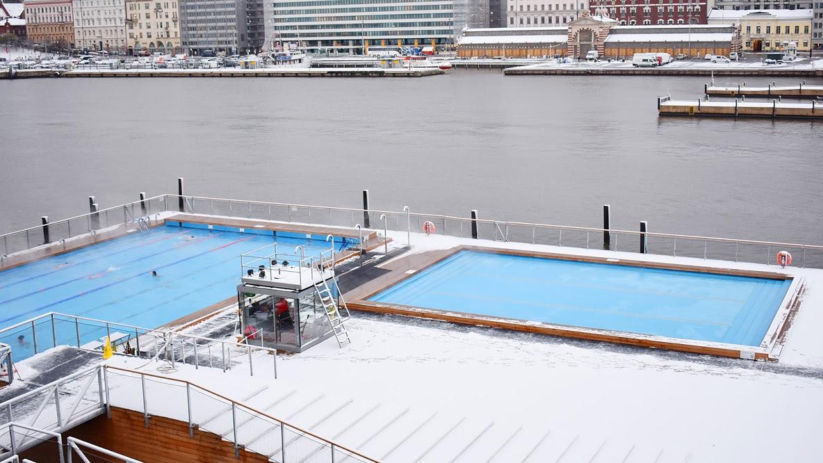 Allas Sea Pool Sauna Experiences Amp Swimming In Helsinki