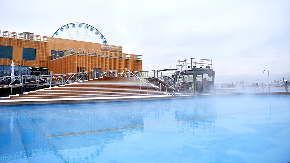 sauna Swimming pool