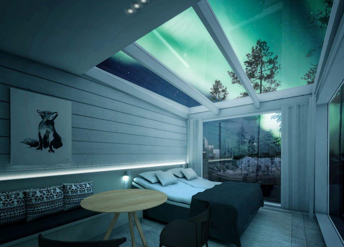 Northern Lights Ranch Kittil 228 Discovering Finland