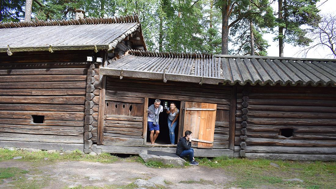Experiencing Finnish Rural Life in Seurasaari Open-Air ... Seurasaari Island