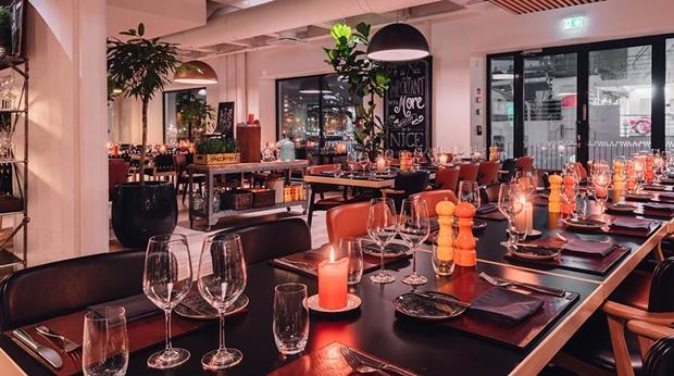 Car Rental Manhattan >> Kitchen & Table restaurant - Clarion Hotel Helsinki Helsinki - Discovering Finland