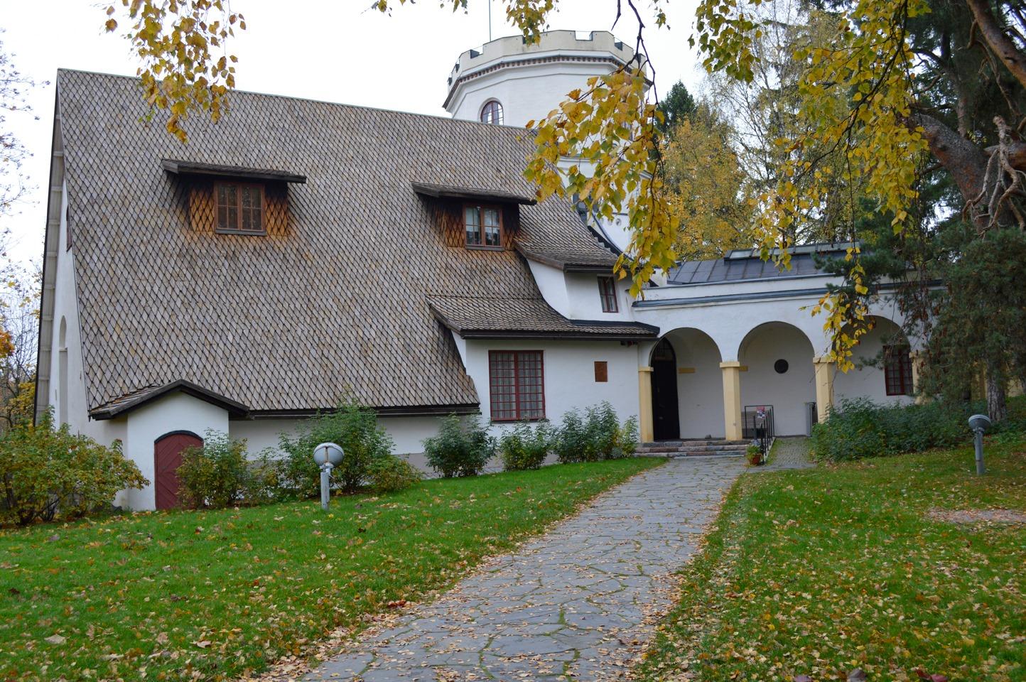 Akseli Gallen-Kallela Museum