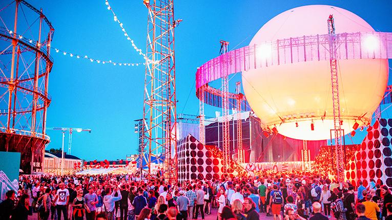 Flow Festival Helsinki Discovering Finland
