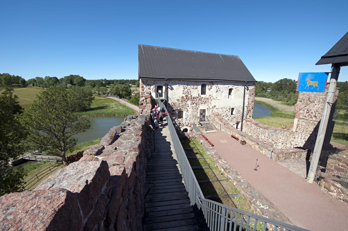 Kastelholm Castle Kastelholms Slott Kastelholm