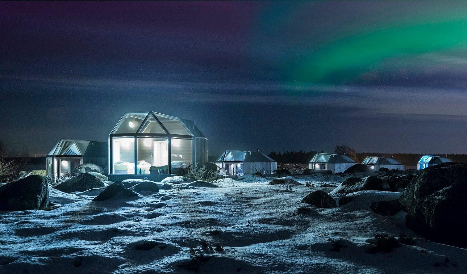 Kalle's Inn Glass Houses
