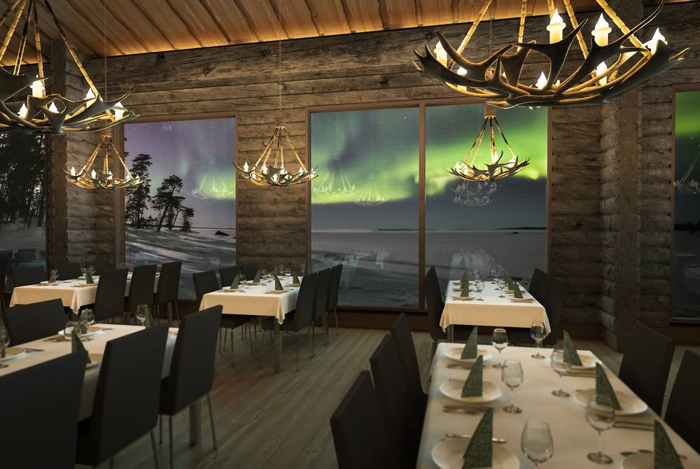 Wilderness Hotel Inari