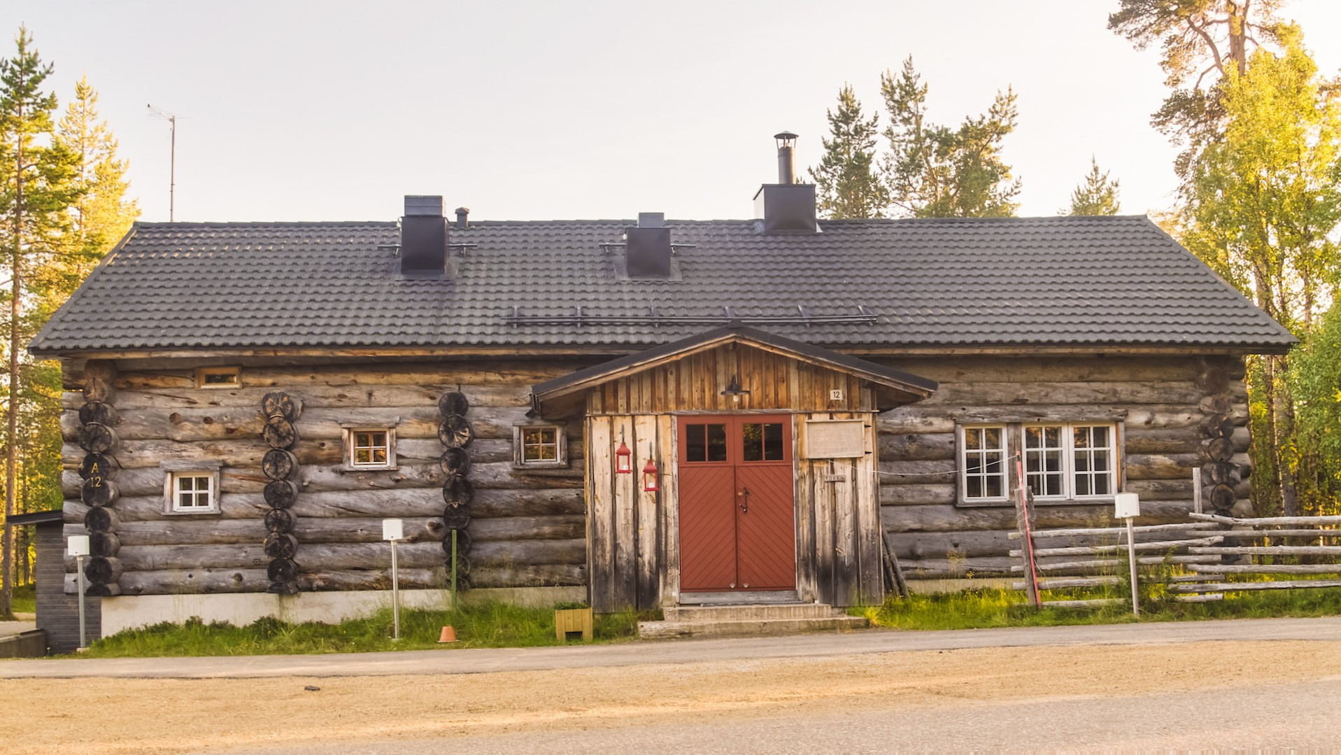 Accommodation Kuukkeli