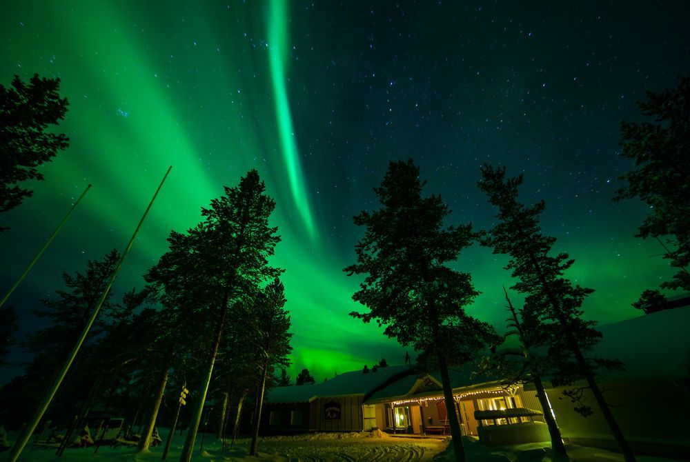 Muotka Wilderness Lodge