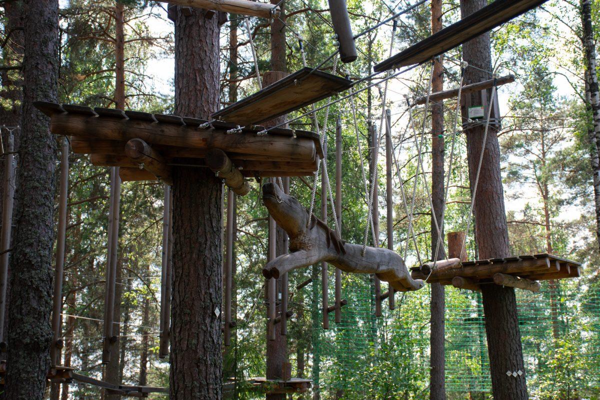 Seikkailupuisto Hyvinkää