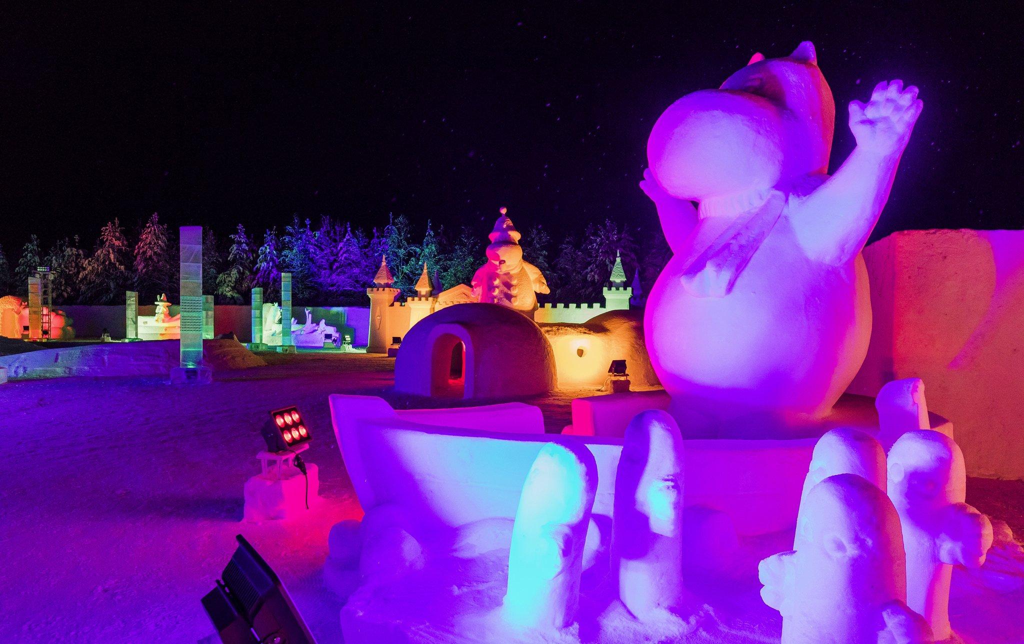 Moomin Snowcastle