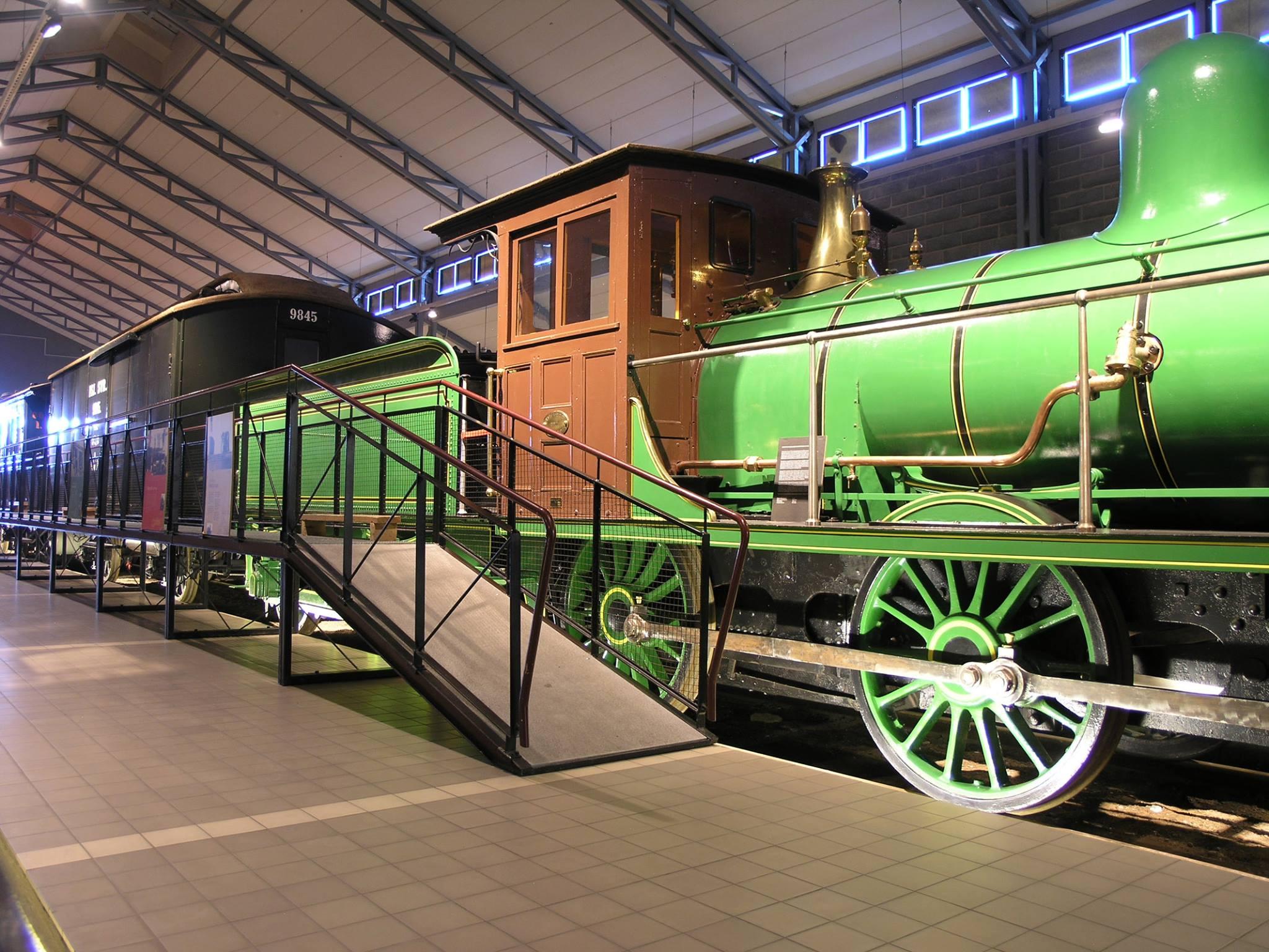 Finnish Railway Museum