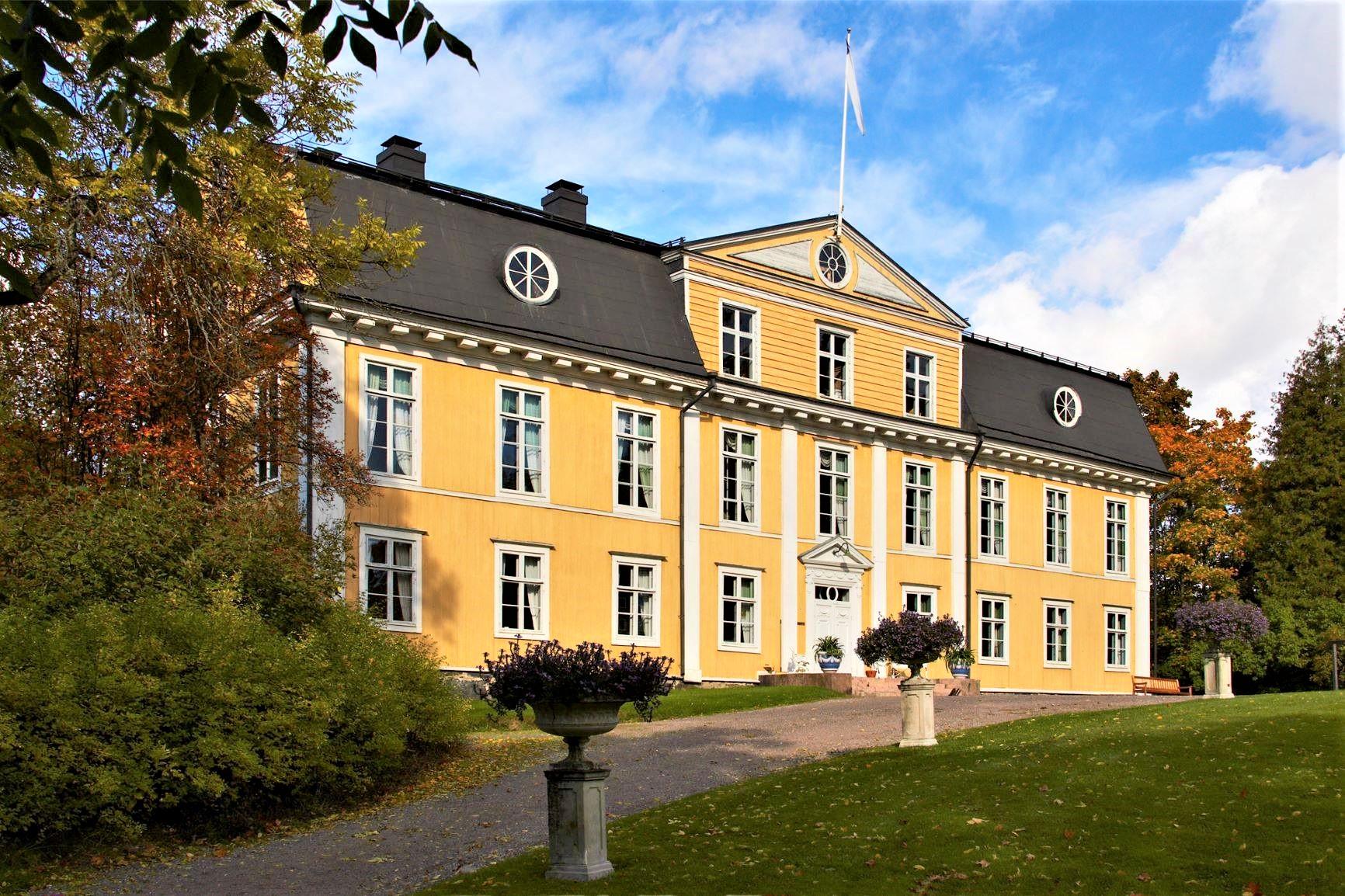 Svartå Manor - Mustion Linna - Svartå Slott