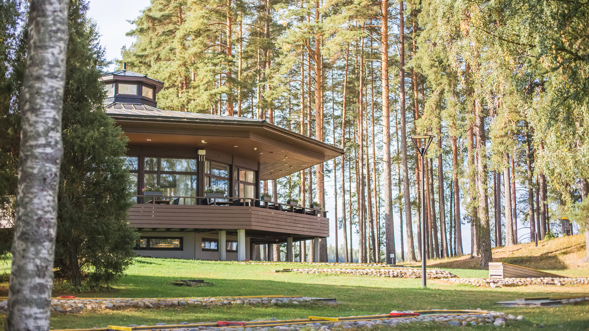 Petäys Lakeland Resort