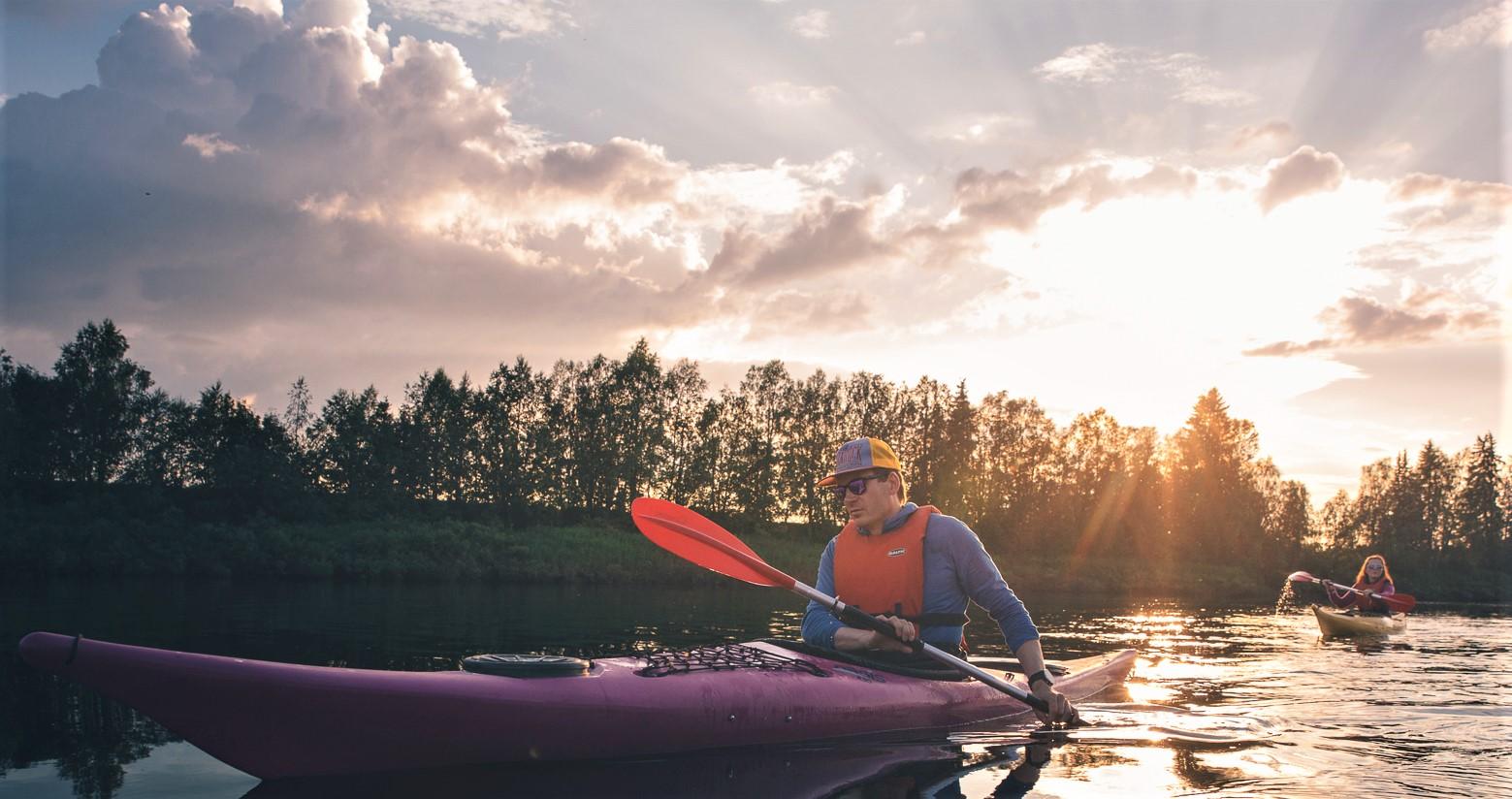 Levi Canoe Safaris